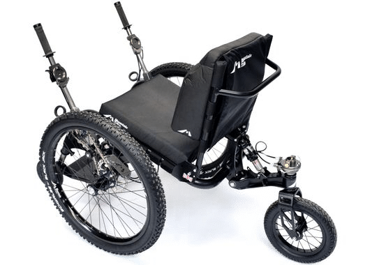 Enjoy summer exploring with manual all terrain for All terrain motorized wheelchairs