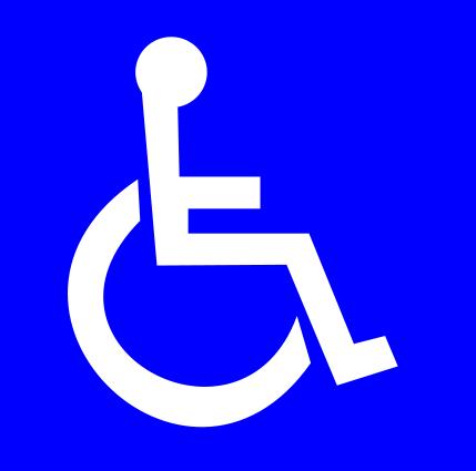 redesigning the handicap symbol time for a rebrand rollx vans rh rollxvans com handicap logo template dwg handicap logo images
