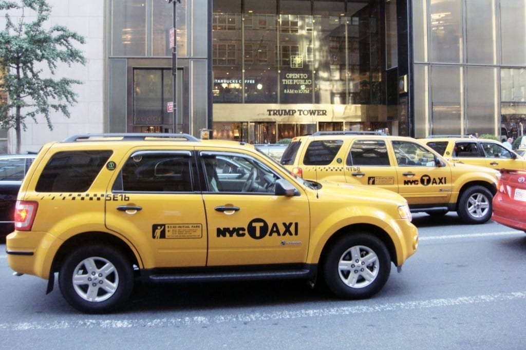 Writing service nyc suv taxi