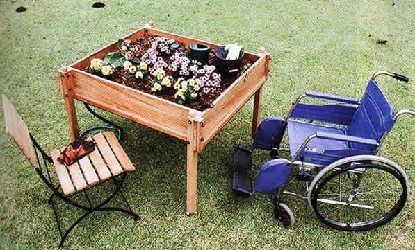 Gardening Tips For Wheelchair Users Rollx Vans
