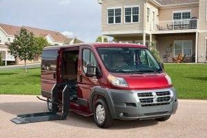 wheelchair access van, disability vehicle grants; grants for handicapped vans