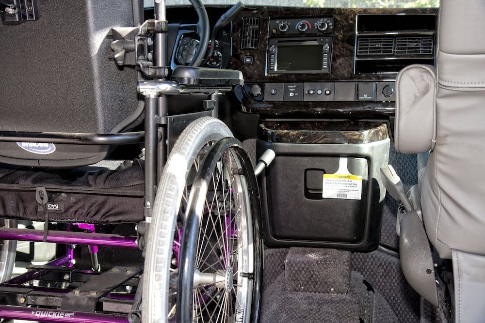 Wheelchair Accessible Transit Vans, Handicap Access Vans Handicap Accessible Vans Driving From A Wheelchair, Wheelchair Accessible Transit Vans