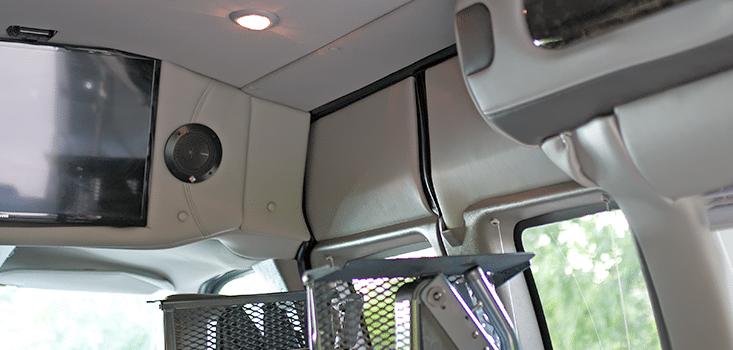 Rollx Vans full size wheelchair vans for sale raised side doors
