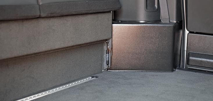 Rollx Vans Dodge Grand Caravan wheelchair van 11 inch lower floor