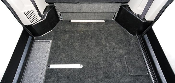 Rollx Vans Dodge Grand Caravan wheelchair van center floor