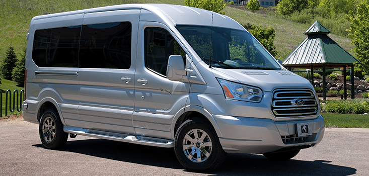 Ford Transit Wheelchair Van Dimensions Color Options