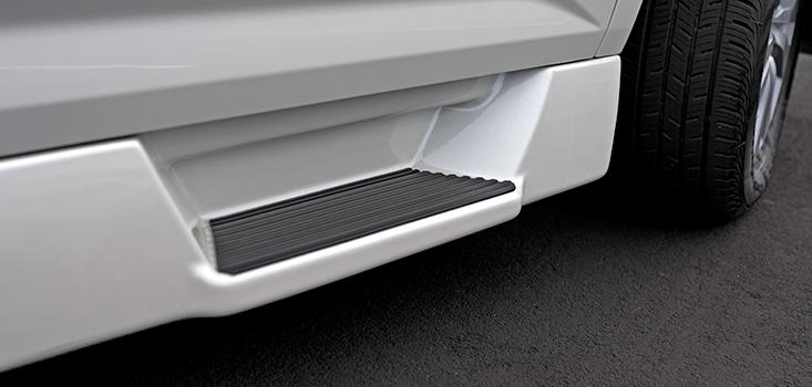Rollx Vans Honda Odyssey wheelchair van front step