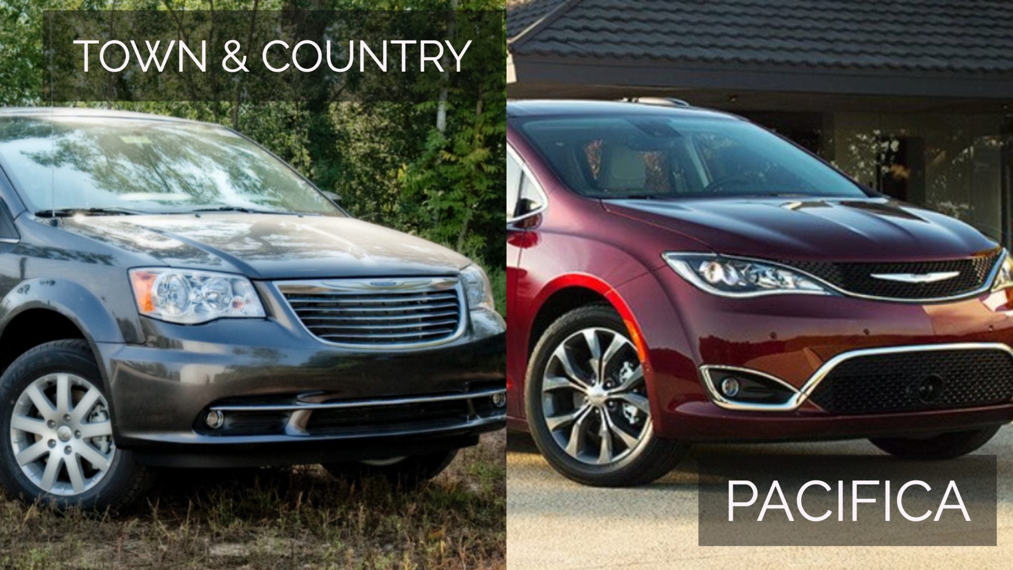 plus mini passenger new chrysler inventory in touring van fwd pacifica