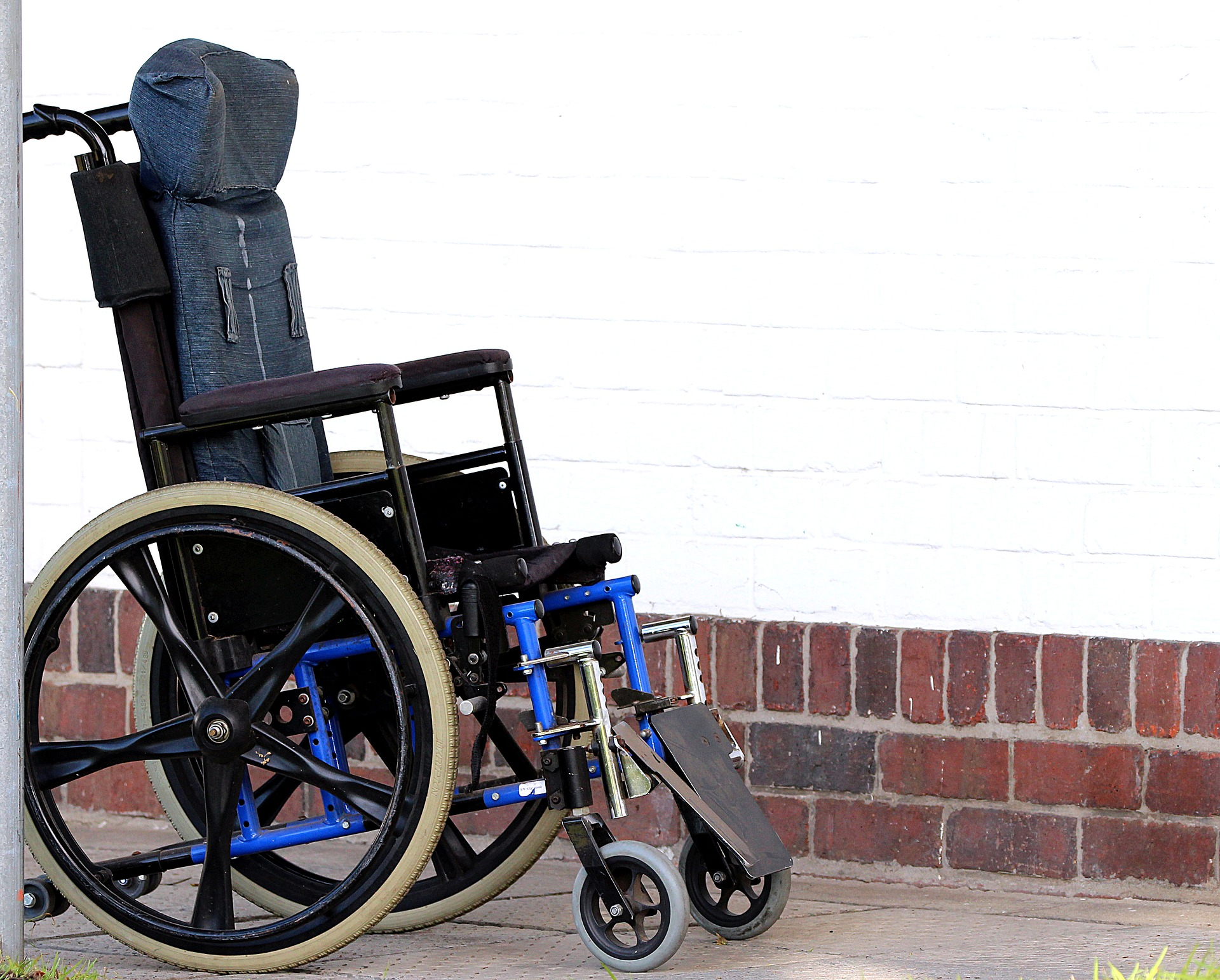 What to do with your old wheelchair
