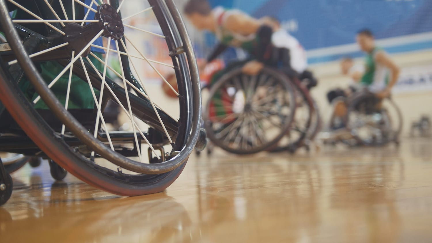indoor wheelchair sports
